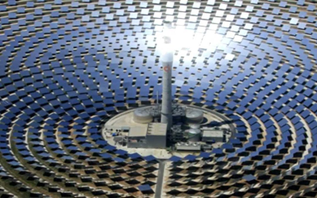 Commissioning Engineer for a Solar Power Plant Project in Africa.